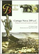 Cartago Nova 209 A. Ca -Primera Victoria de Escipion en Espa¥A - Jose Ignacio Lago - Almena