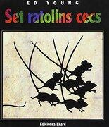 Set Ratolins Cecs (libro en Catalan) - Ed Young - Ediciones Ekaré
