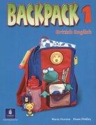backpack uk student book 1 - herrera - pearson
