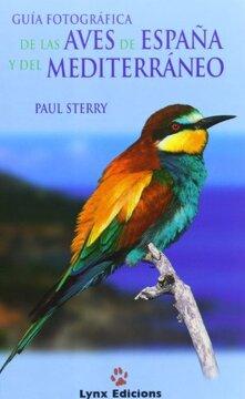 portada Guía Fotográfica de las Aves de España y Mediterráneo