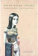 salome - galaxia gutenberg catala. il.lustrat per gino rubert - oscar wilde - circulo de lectores