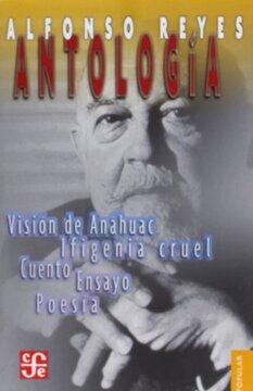portada Antología: Prosa, Teatro, Poesía
