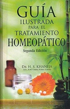 portada Guia Ilustrada Para el Tratamiento Homeopatico