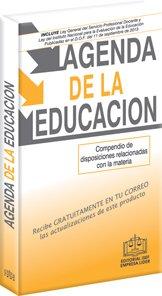 Agenda de la educacion 2013; isef
