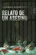 Relato de un Asesino - nva Presentacion - Mario Mendoza - Planeta
