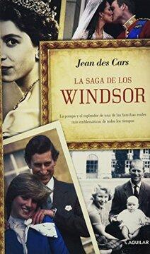 portada La Saga de los Windsor