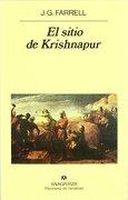 El Sitio De Krishnapur - J. G. Farrell - Anagrama