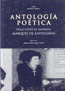 Antología Poética - Iñigo López de Mendoza Santillana - Akal