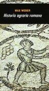 Historia Agraria Romana - Max Weber - Ediciones Akal