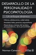 Desarrollo de la Personalidad y Psicopatologia - Norman Cameron - Trillas