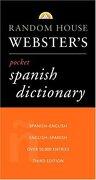 pocket spanish dictionary random house websters -  - random house mondadori