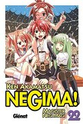 Negima Magister Negi Magi 22 - Ken Akamatsu - Editores de Tebeos