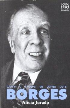 portada Genio y Figura de Jorge Luis Borges