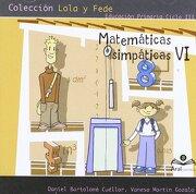 6º ep matematicas simpaticas (CD-rom) - BARTOLOME - ARAL EDITORES, S.A.