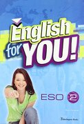 English For You. Student's Book. 2º ESO - Ryan Pomeroy - Burlington
