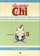 El Dulce Hogar de chi 05 - Konami  Kanata (1958- ) - Editores De Tebeos