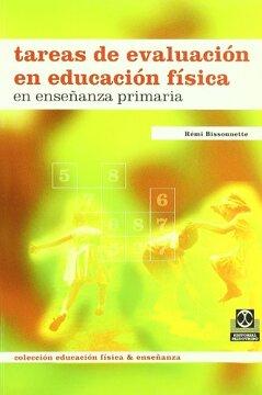 portada Tareas de Evaluacion en Educacion Fisica en Enseñanza Primaria