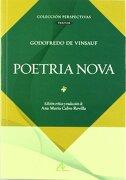 Poetria Nova - Godofredo De Vinsauf - Arco Libros - La Muralla, S.L.
