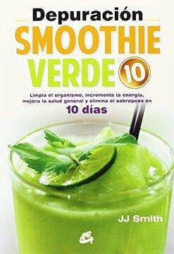 portada Depuración Smoothie Verde 10