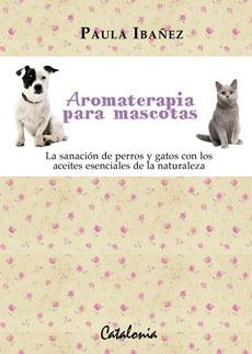 portada Aromaterapia Para Mascotas