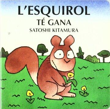portada l`esquirol té gana