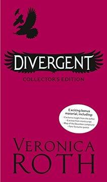 portada Divergent Collector's edition (Divergent, Book 1)