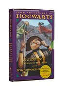 Harry Potter Boxed Set: From the Library of Hogwarts: Fantastic Beasts and Where to Find Them / Quidditch Through the Ages: Classic Books From the lib (libro en Inglés) - J. K. Rowling - Scholastic