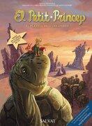 El Petit Príncep, 8. El Planeta dels Caràpodes (Català - Salvat - Comic - A. De Saint-Exupéry) - Hervé Benedetti - Bruño