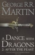 A Dance With Dragons (a Song of ice and Fire 5, Part 2): After the Feast (libro en inglés) - George R. R. Martin - Harpercollins Pub.