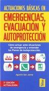 actuaciones basicas en emergencias,evacuacion 2ed - agustin san jaime - tebar editorial