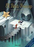 El Petit Príncep, 3. El Planeta de la Música (Català - Salvat - Comic - A. De Saint-Exupéry) - Elyum Studio - Bruño