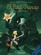 El Petit Príncep, 4. El Planeta de Jade (Català - Salvat - Comic - A. De Saint-Exupéry) - Elyum Studio - Bruño