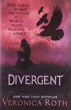 portada Divergent 1: Divergent (uk Edition) (libro en Inglés)