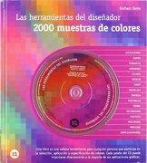 2000 muestras de colores - Graham Davis - INDEX BOOK