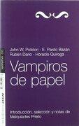vampiros de papel - equipo edaf - edaf
