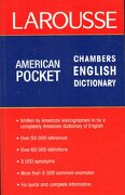 Diccionario Larousse American Pocket Chambers English d (libro en Inglés) - Larousse - Larousse