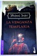 venganza templaria booket - michael jecks -