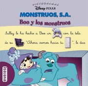 boo y los monstruos.(pictogramas disney) - disney - everest