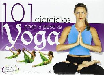 portada 101 Ejercicios Paso a Paso de Yoga