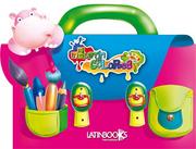 Mi Maletin de Colores Hipopotamo - Latinbooks - Latinbooks