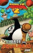 kung fu panda 2. arte del equilibrio - varios autores - everest