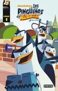 pinguinos de madagascar.(comic 1) - varios autores - everest
