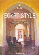 egypt style (icons) [tas] - taschen-von sch - benedikt taschen verla