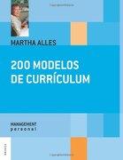 200 Modelos de Curriculum - Martha Alles - Granica