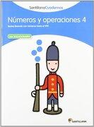 Números y Operaciones 4 - Santillana Cuadernos - Varios Autores - Santillana