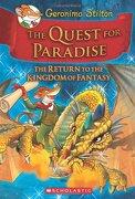 Geronimo Stilton and the Kingdom of Fantasy 2Th: The Quest for Paradise (libro en inglés) - Geronimo Stilton - Scholastic