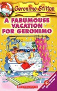 A Fabumouse Vacation for Geronimo (Geronimo Stilton, no. 9) (libro en inglés) - Geronimo Stilton - Scholastic