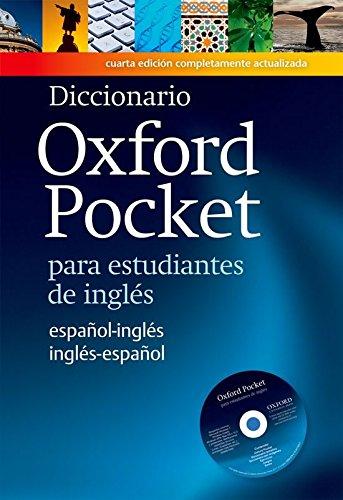 Diccionario oxford pocket ingles-español, español-ingles; artistas varios