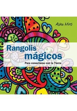 portada Mandalas - Rangolis Magicos Para Conec