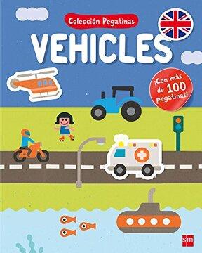 portada Vehicles (Pegatinas)